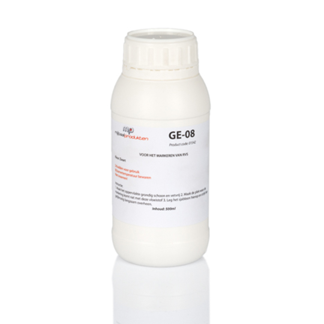 GE-O8 Marking fluid Stainless Finishing Solutions