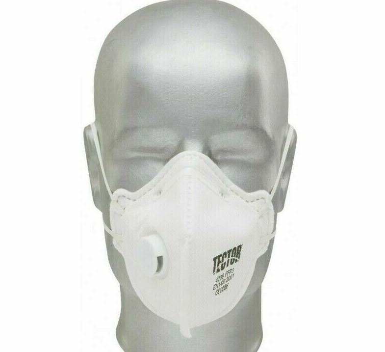 Ffp3 Disposable Respirator Stainless Finishing Solutions