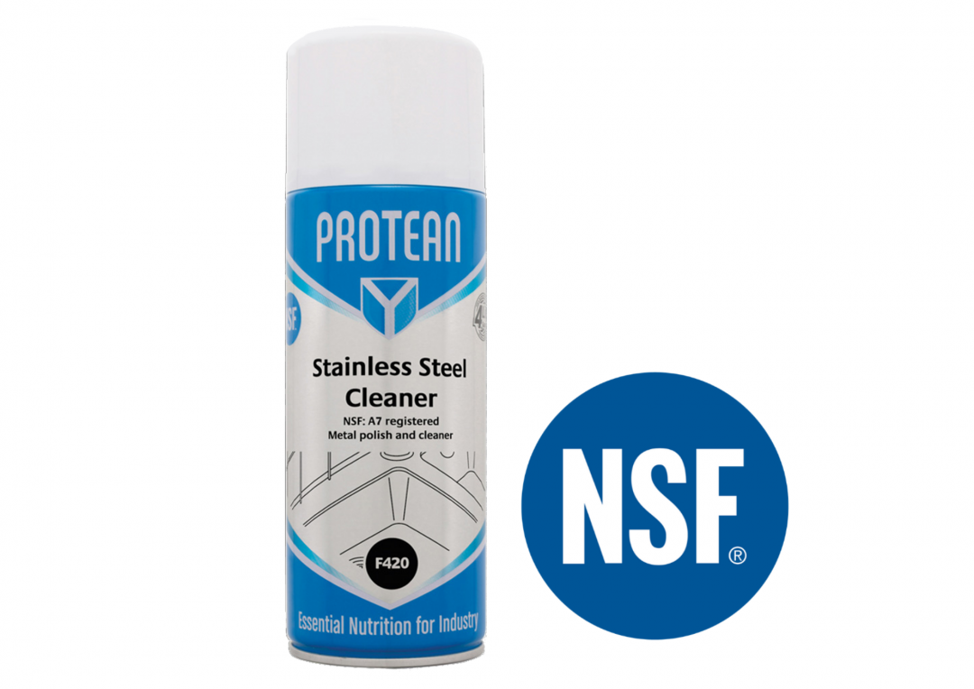 Stainless Steel Cleaner (Case of 12) Stainless Finishing Solutions