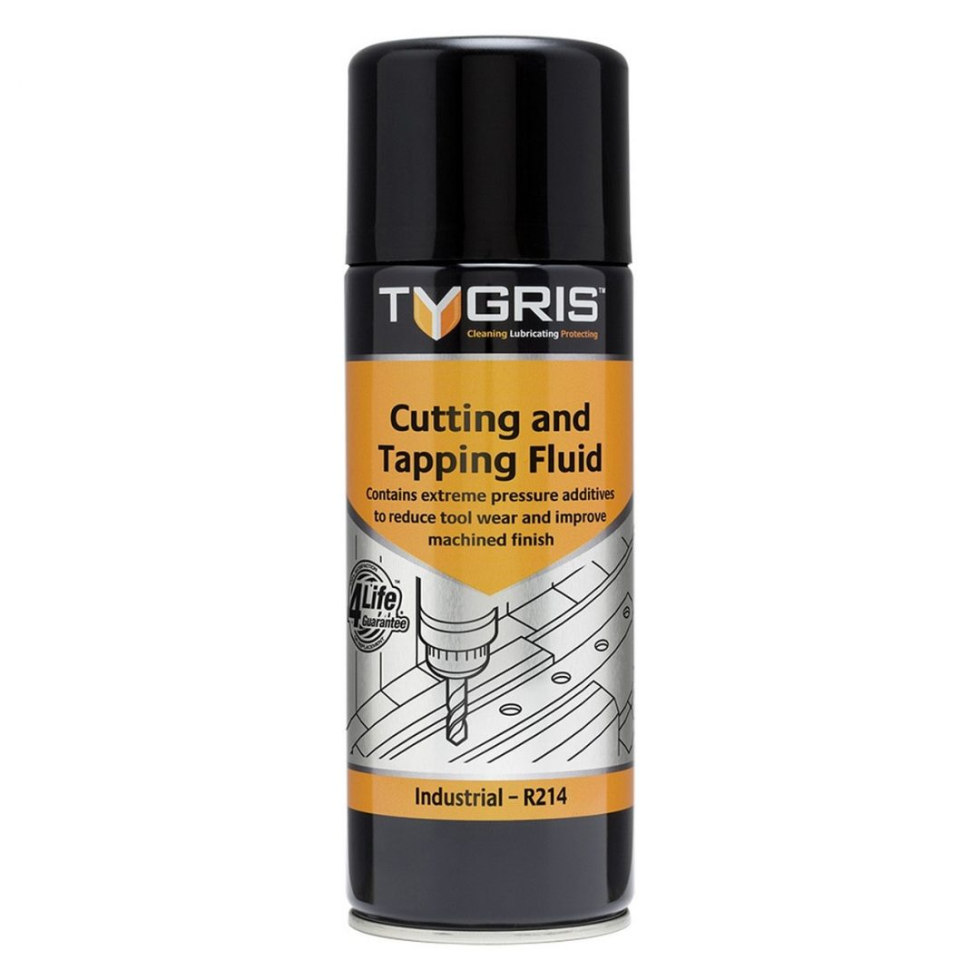 Tygris Cutting & Tapping Fluid Per Can Stainless Finishing Solutions