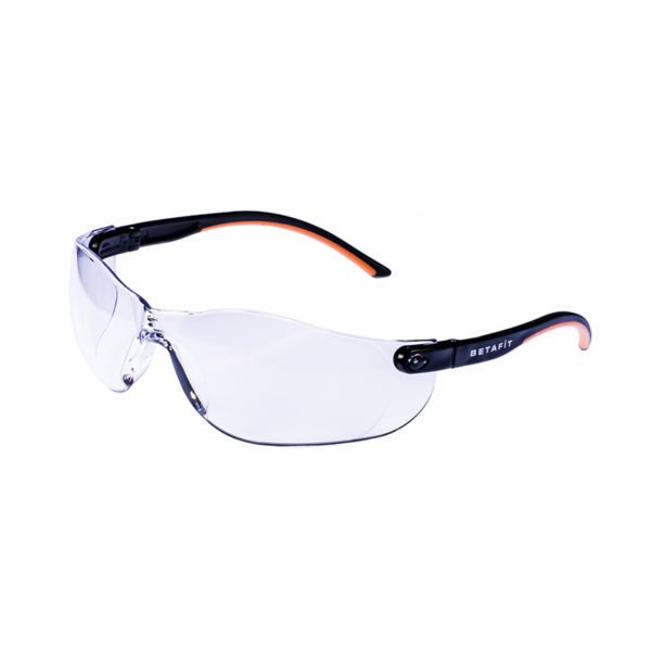 Montana, Clear Anti-Scratch Safety Eyewear Stainless Finishing Solutions